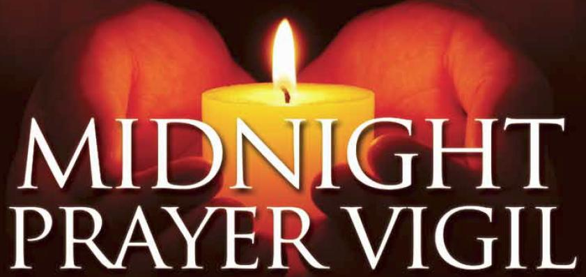 Midnight Prayers: Deliverance Of The Head, Hands And Legs
