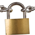 Prayers To Fight Against Evil Padlock