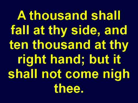 PRAYERS BEFORE YOU GO TO SLEEP TONIGHT - Evangelist Joshua