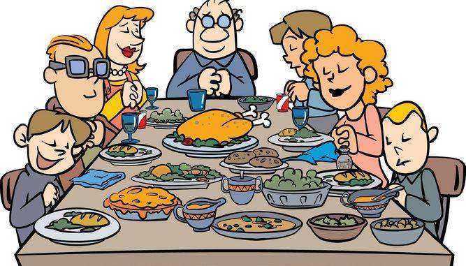 Sharing Food In The Dream - Evangelist Joshua