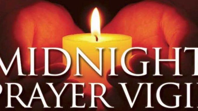 MIDNIGHT PRAYERS AGAINST WITCHCRAFT BEWITCHMENT - 3 DAYS