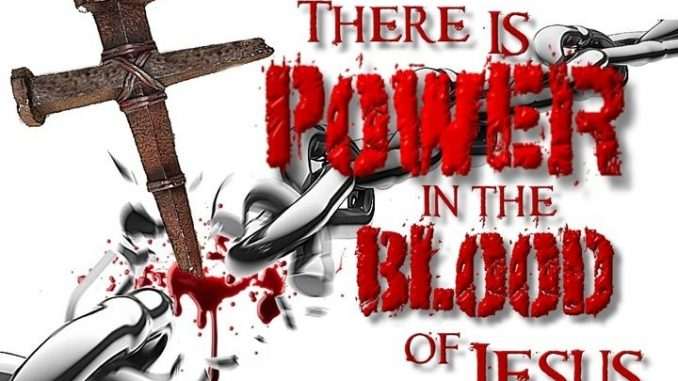 PRAYERS FOR PLEADING THE BLOOD OF JESUS - PLEAD