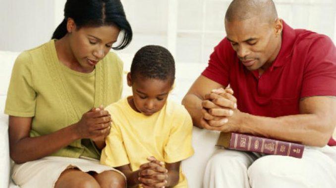 NOVEMBER PRAYER ASSIGNMENT: PRAYER FOR FAMILIES - The Evangelist